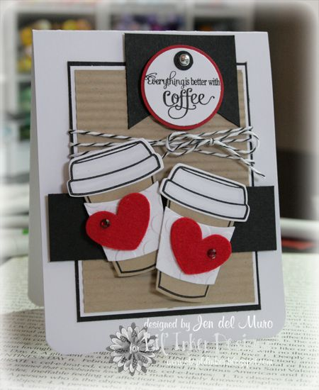 Lil Inker Coffee Card...@T Mallorca Thanks for sharing!