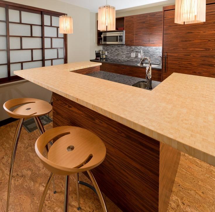 56 best zen kitchen images on pinterest kitchen for Kitchen design victoria bc