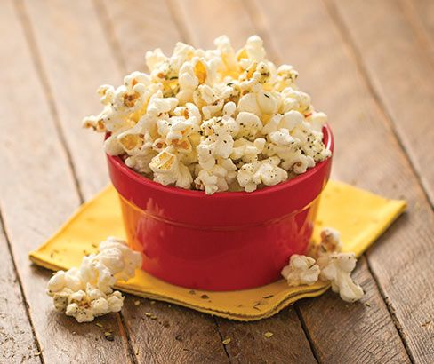 A Classic Popcorn Recipe The Whole Family Will Love Rustic Herb