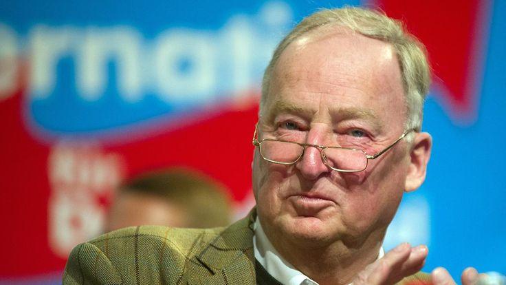 """Falschparken und Raserei: Gauland droht der """"Idiotentest"""""""