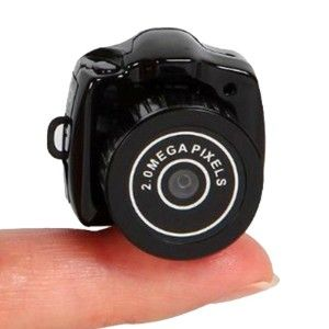 New Smallest Mini Camera Camcorder Video Dv Dvr Hidden Web Cam The Video Resolution is 640 x 480 VGA and the  picture format is JPG 1280*960. To read the pictures or video you use your SD card with your  card reader on your computer.  #NewSmallestMiniCamera #CamcorderVideo #DvDvrHiddenWebCam #spygadgets #coolspygadgets
