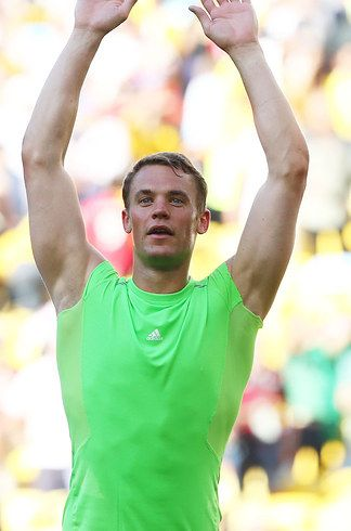 Manuel Neuer (Germany) | The 23 Hottest Guys Left In The World Cup