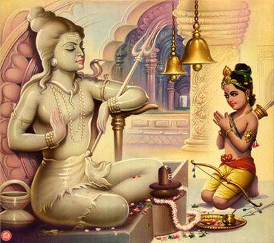 Shiva Archana by Lord Ram