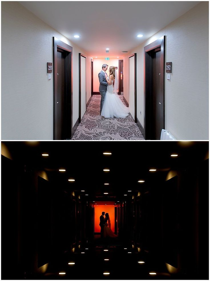 What to do when you're shooting in a difficult venue? Create your own magic! All you need is a corridor and some imagination!