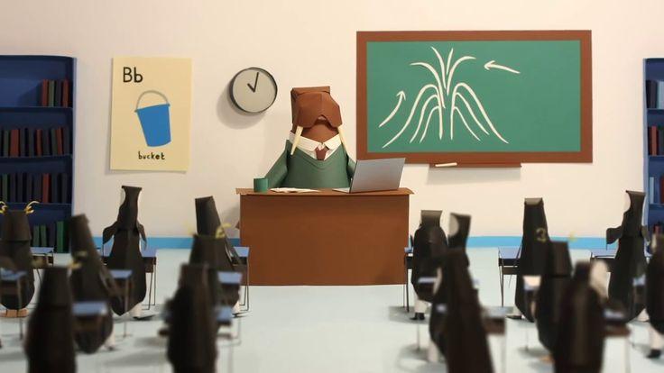 Excelente vídeo explicativo sobre Flipped Classroom, corto y directo. Genial. Las razones por las que deberiamos de usar Flipped Classroom en el aula.