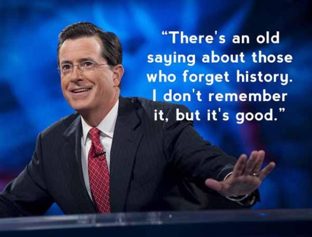 Best Stephen Colbert Quotes of All Time