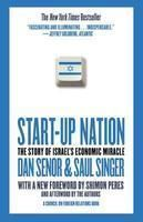 Worth Reading! START-UP NATION addresses the trillion dollar question: How is it that Israel-- a country of 7.1 million, only 60 years old, surrounded by enemies, in a constant state of war since its founding, with no natural resources-- produces more start-up companies than large, peaceful, and stable nations like Japan, China, India, Korea, Canada and the UK?