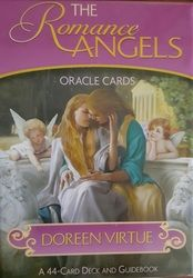 This beautifully illustrated card deck by Doreen Virtue will allow you to receive angelic guidance about your romantic status, as well as conduct accurate and trustworthy readings for your friends and clients. The Romance Angels Oracle Cards can offer you more clarity about soul-mate relationships, healing from the past, and attracting more love into your life. Whether you're seeking answers for yourself or someone else, these cards can yield valuable insights.
