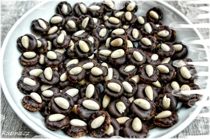 Rutina - Mandlovo-meruňkové nepečené cukroví