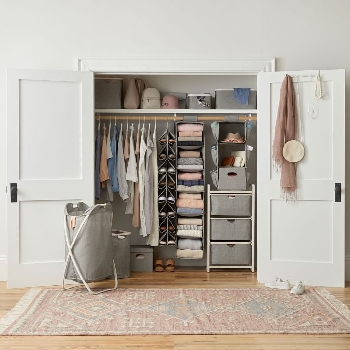 Short On Closet Space Stock Up On These Storage Must Haves In 2020 Bedroom Organization Closet Shoe Organization Closet Closet Shoe Storage
