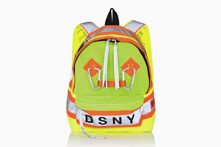 Heron Preston dsny backpack