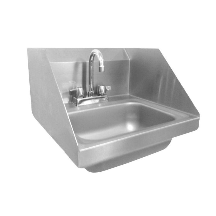 Wall Mounted Kitchen Sink