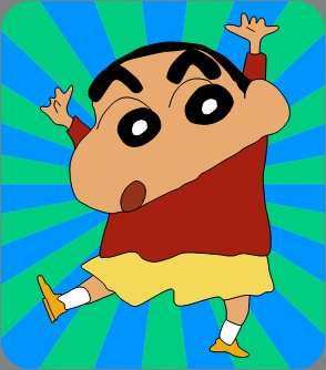 Shin Chan-- quite possibly my favorite cartoon ever