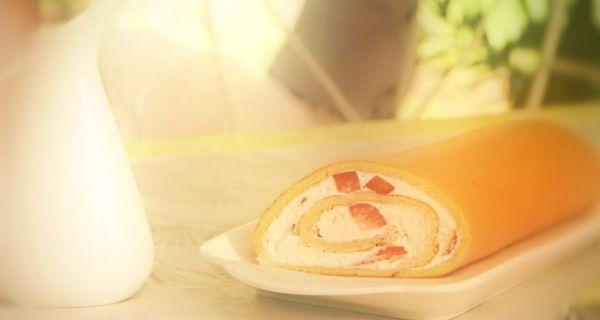Ecco la ricetta originale del rotolonen di Ernst Knam a Bake Off Italia.