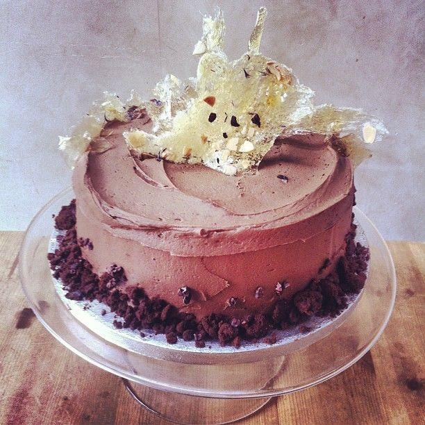 Jak má vypadat moderní dort - pryč s umělohmotnou potahovkou! ;)