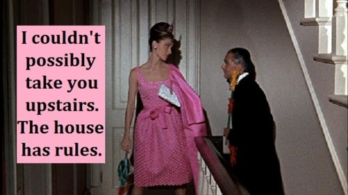 My house mother will be soooo mad.: Pink Cocktails, Cocktails Dresses, Pink Dresses, Movie Style, Audrey Style, Audrey Hepburn, Audreyhepburn, Fashion Blog, Breakfast At Tiffany