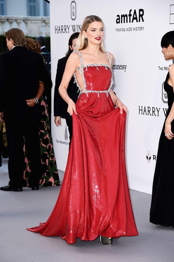 Dàn mỹ nhân đẹp nhất thế giới lộng lẫy hết chỗ chê trong đêm tiệc tại Cannes - Ảnh 12.