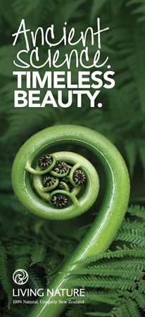 Our products reflect the country from which they were developed - pure and potent, Living Nature is made of New Zealand