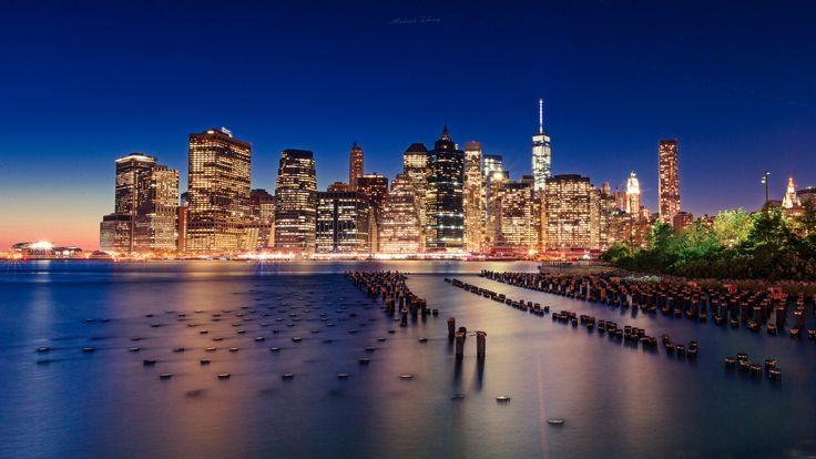 Photograph Lower Manhattan by Michael Zheng on 500px