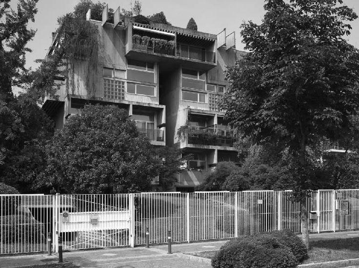 Edificio per abitazioni in viale Vittorio Emanuele II 24