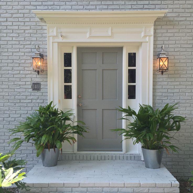 Best 25+ Gray brick houses ideas on Pinterest | Brick ...