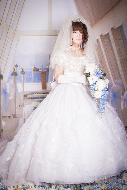 Wedding Shemale 40
