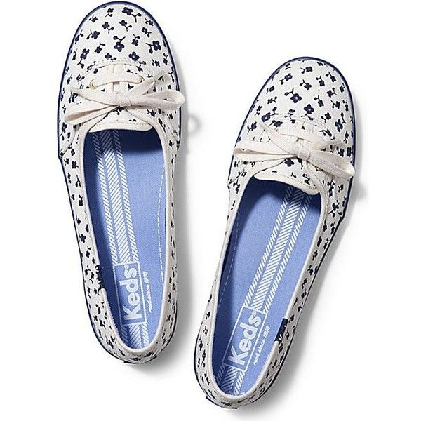 Keds Teacup Clover ($30) ❤ liked on Polyvore