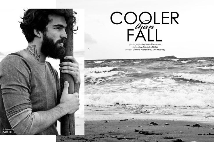 Cooler than Fall for sohosoho.gr Photo Haris Farsarakis Styling Apostolis Gofas Model Dimitris Alexandrou