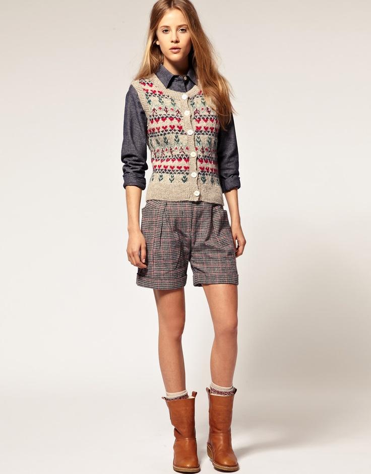shorts for autumn and rainy winter
