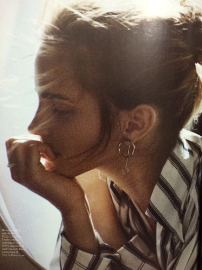 Emma Watson for Porter Magazine, Winter 2015