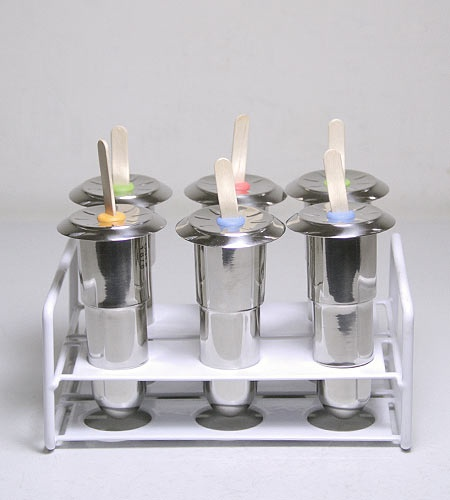 Stainless Steel Popsicle Mold - Love no plastic!