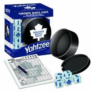 Leafs Yahtzee! Now you can die happy Ryckman. $19.90