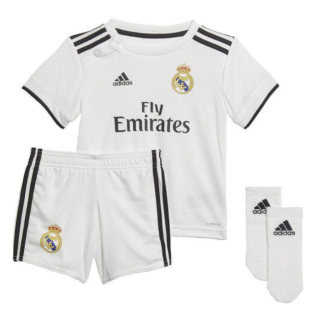 Sportanzug »Real Madrid Mini Heimausrüstung« | Products in