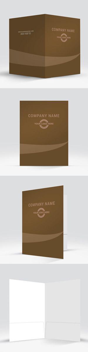 Best 25+ Custom presentation folders ideas on Pinterest Folder - resume presentation folder