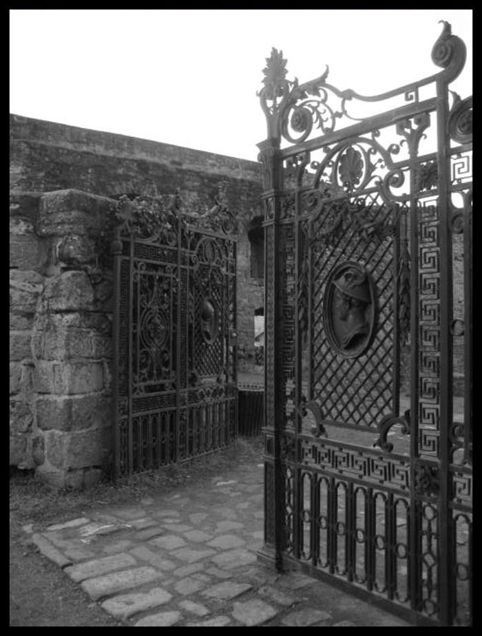 Iron Gates by ~FromHeavensSoil