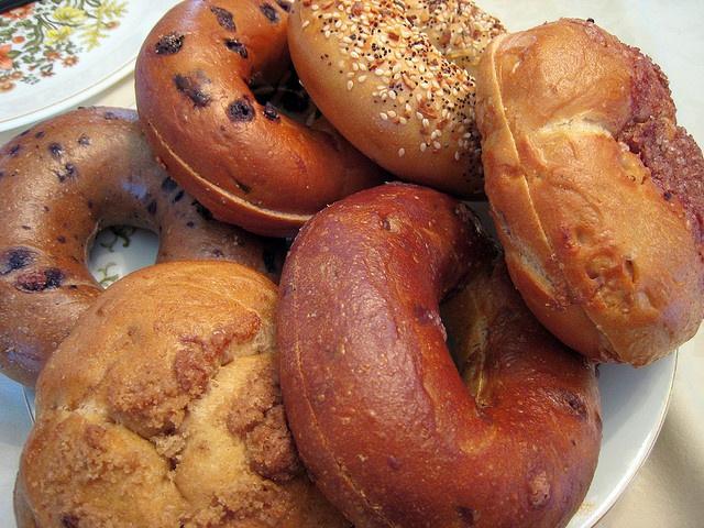 Panera: Bagels make everything better!