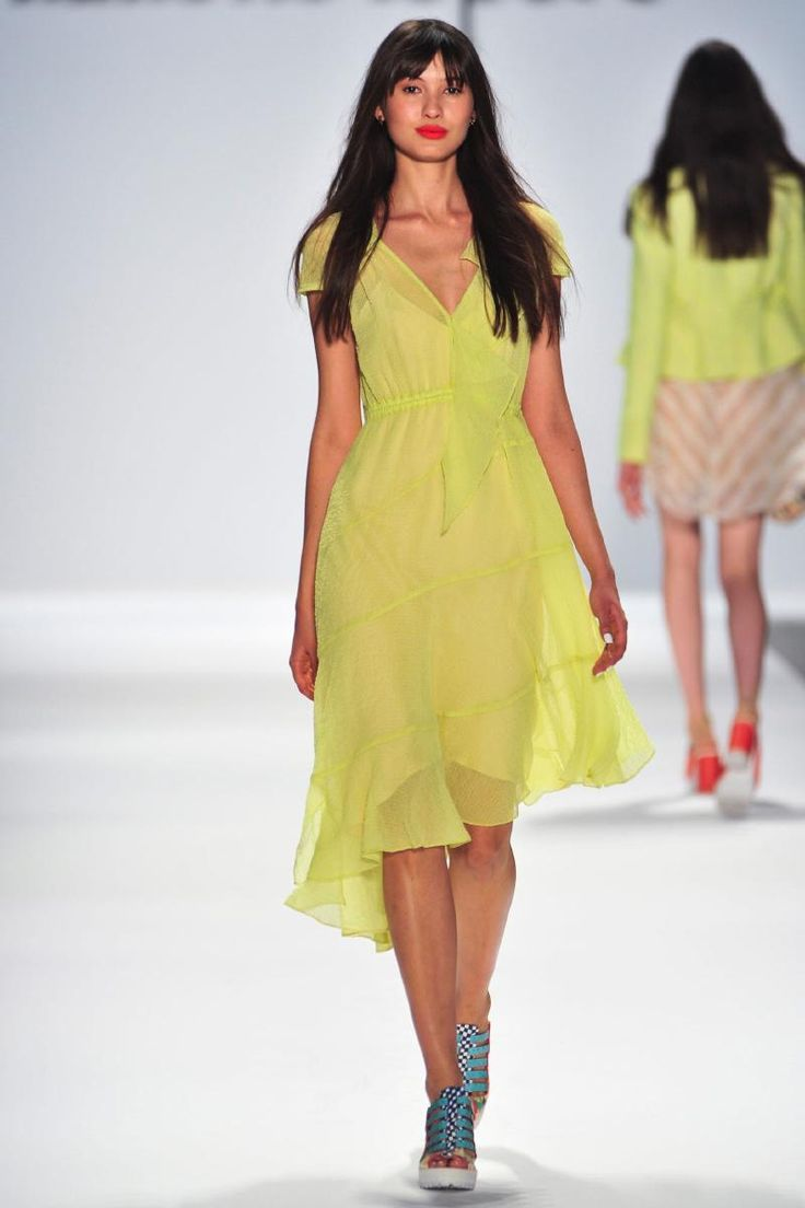 Nanette Lepore, New York, Spring 2014: Runway Fashion, Spring Charm, Nantes Charm, Summer 2014, Fashion Week, S S 2014, Lepor S S, Spring 2014, 2014 Glam