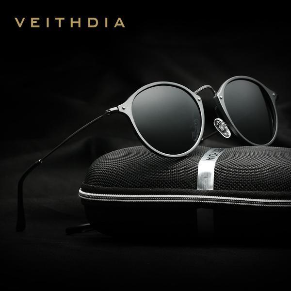 The Retro Polarized Sunglasses