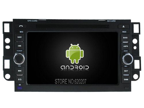 Android 5.1.1 CAR Audio DVD player gps FOR CHEVROLET AVEO (2002-2011)/EPICA  Multimedia navigation head device unit receiver