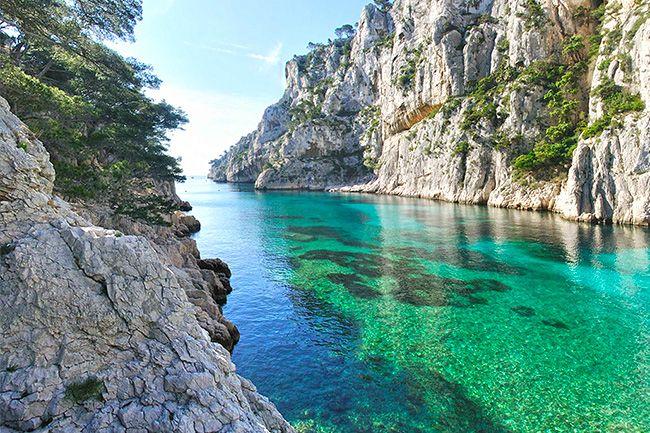 Calanque de Port-Miou, Provence-Alpes-Côte d'Azur