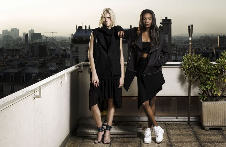 Girls on Thomas Demess. FW/14 Collection