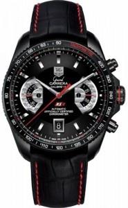 TAG Heuer Grand Carrera Mens WatchTag Heuer, Black Tags, Grand Carrera, Carrera Men, Carrera Watches, Heuer Grand, Tags Heuer, Favorite Watches, Men Watches