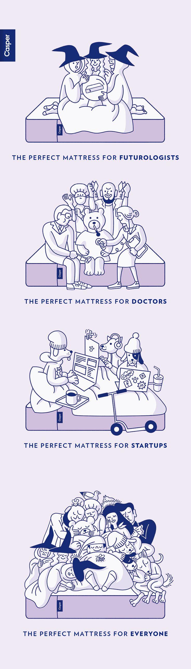15 Best Mattress Advertising Images On Pinterest