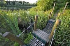 De Avonturenroute loopt door het Harderbos en langs de Hoge Dwarsvaart. Deze vier kilometer lange speurtocht is speciaal voor kinderen. Je loopt er over een wiebelbrug, een vlonderpad en steekt met een vlot het water over. Ook is er een uitkijktoren, vanaf waar je soms zelfs een bever kunt zien. www.natuurmonumenten.nl/harderbos