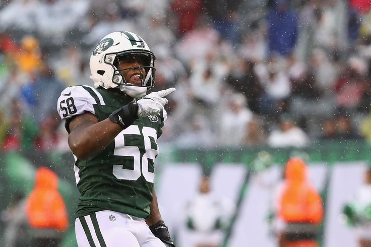 Darron Lee and Muhammad Wilkerson sat vs. Chiefs because they broke team rules