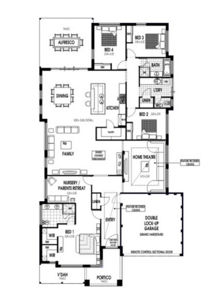 504 best 2015 house designs i love images on for Av jennings home designs