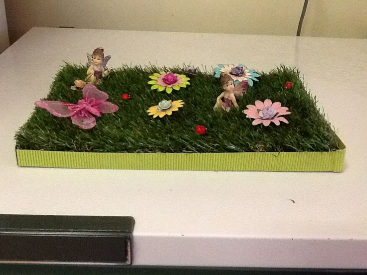 Fairy Garden for Fussypots Childrens Parties.