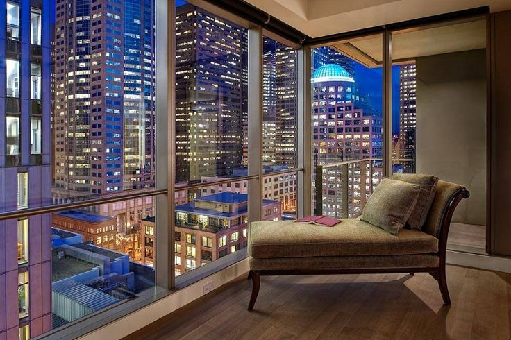 And the number one hotel in downtown Seattle is ... Four Seasons Hotel Seattle!