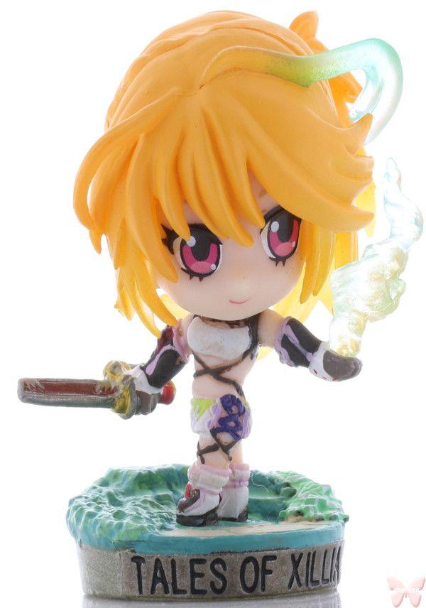 Tales of Xillia Figurine - Petit Chara Land Puchi Swordsmen Series Milla Maxwell (Secret) (Milla)