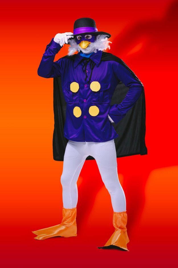 Darkwing Duck Kostüm